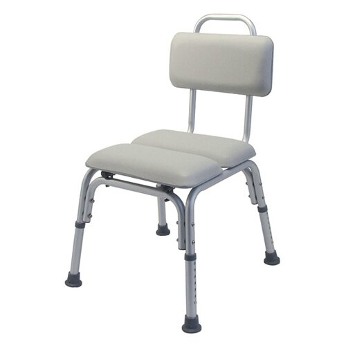 Platinum Collection Padded Shower Chair