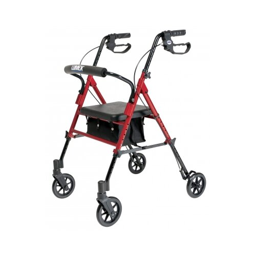 Lumex Set n' Go Height Adjustable Rolling Walker