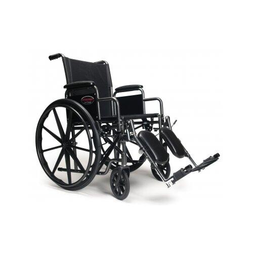 "Everest & Jennings Advantage 18"" Standard Wheelchair"