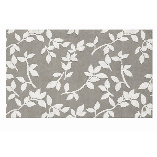 The Rug Market Resort Flora Grey / Cream Outdoor Rug