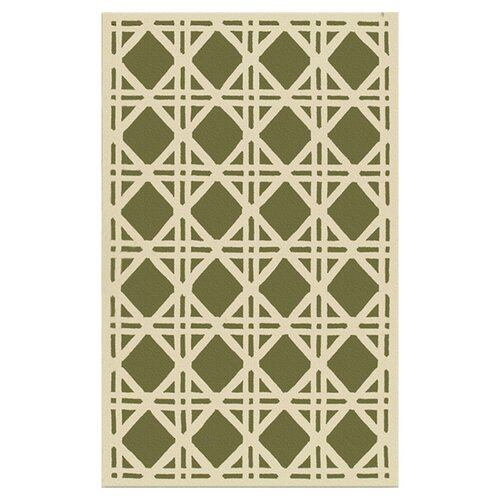 The Rug Market Resort Cane Outdoor Rug