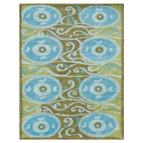 Wildon Home ® Oy Blue Rug