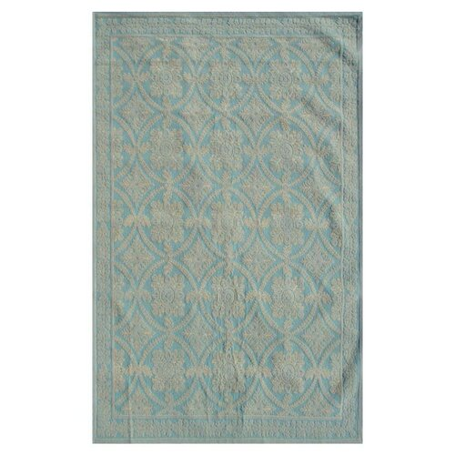 The Rug Market Romantic Chic Romantic Lace Blue Rug