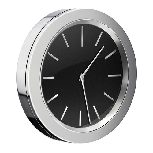 Smedbo Self Adhesive Bathroom Mirror Wall Clock