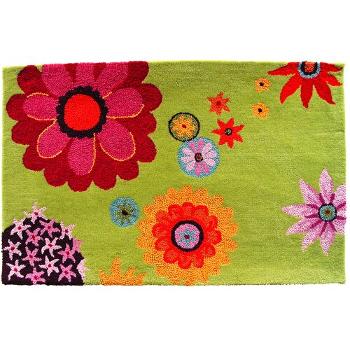 Homefires Flower Daze Rug