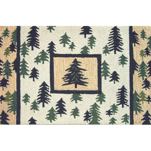 Homefires Pine Forest Rug