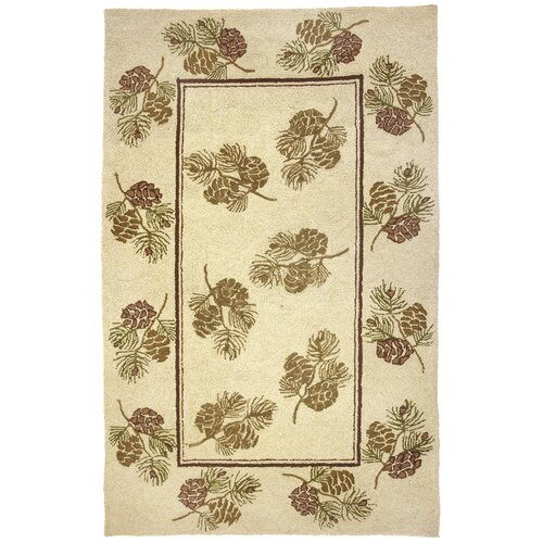 Homefires Birch and Pine Rug