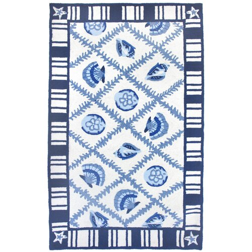 Homefires Navy Blues Rug