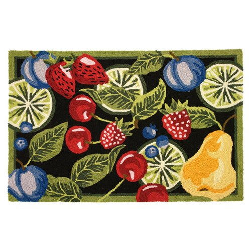 Homefires Fresh Fruit Rug