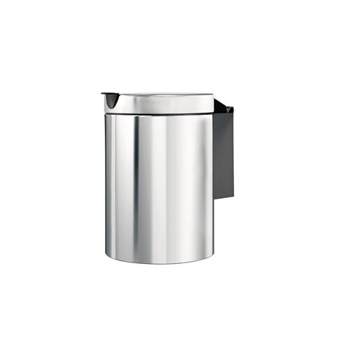 Brabantia Wandkosmetikeimer in Brilliant steel