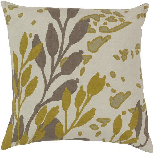 Charming Cattail Pillow