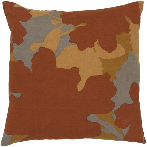 Captivating Cattail Pillow