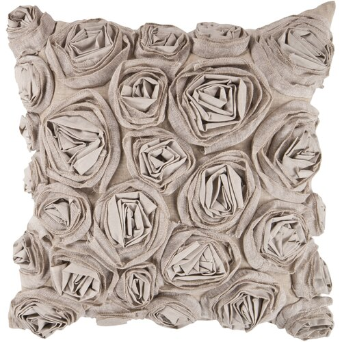 Bed of Flowers Pillow