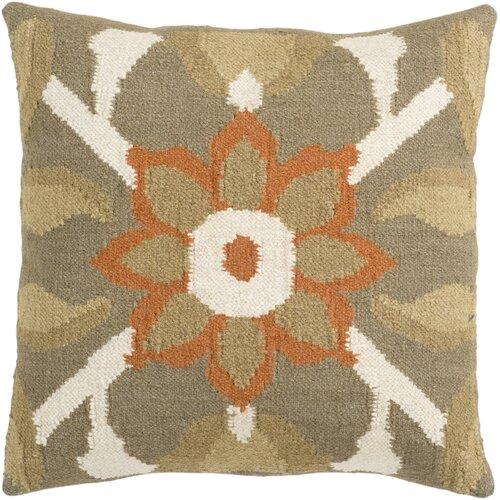 Flawless Flower Pillow