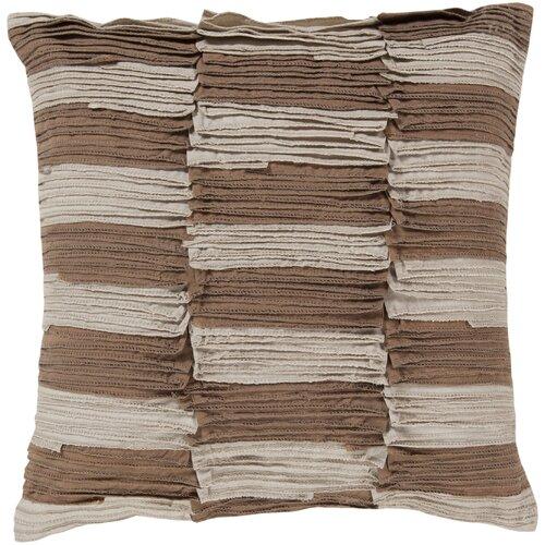 Rustic Ruffle Pillow