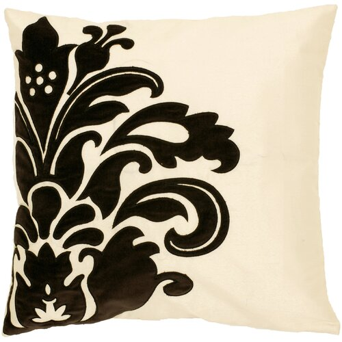 Demure Damask Pillow