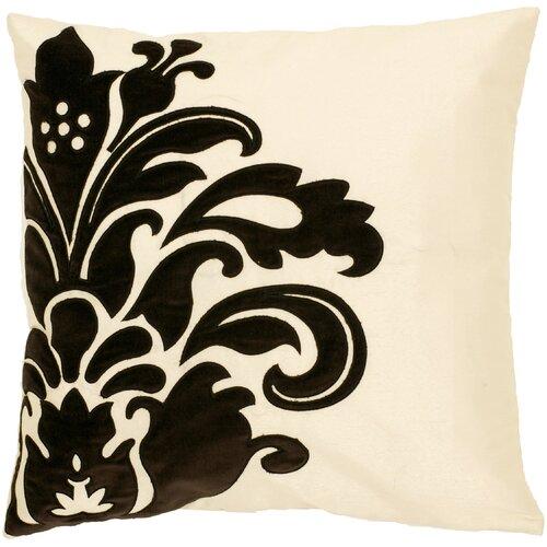 Demure Damask Pillow