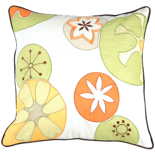 Placid Pastel Pillow
