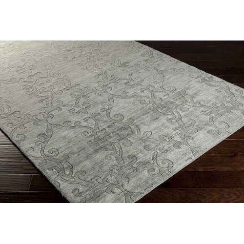Surya Etching Gray Rug