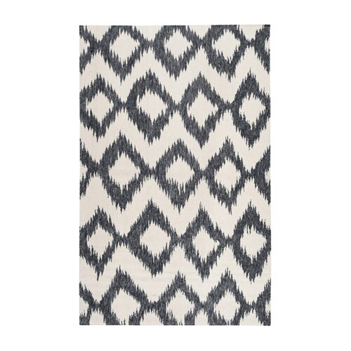 Surya Frontier Ink/Winter White Rug