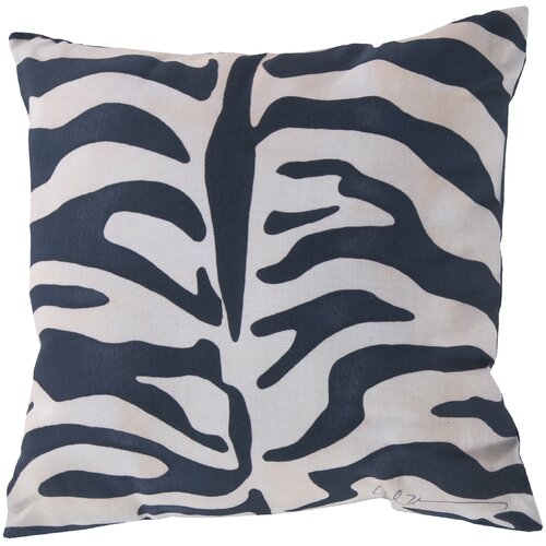 Zesty Zebra Pillow