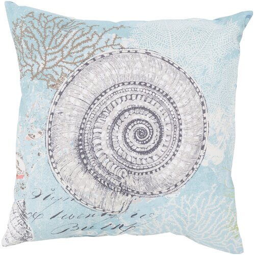 Mesmerizing Sea Shell Pillow