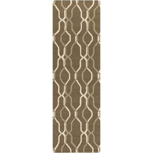 Rain Brown Indoor/Outdoor Rug