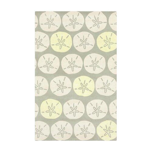 Lighthouse Slate Gray/Parchment Rug