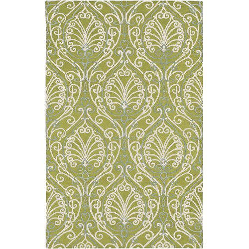 Surya Modern Classics Chartreuse Rug