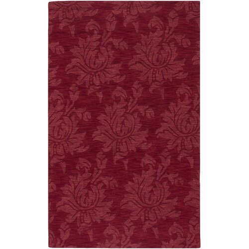 Mystique Ruby Red Rug