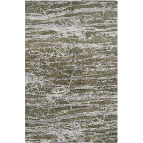 Surya Banshee Light Grey/Mossy Stone Rug