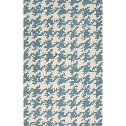 Calypso Pacific Blue Rug