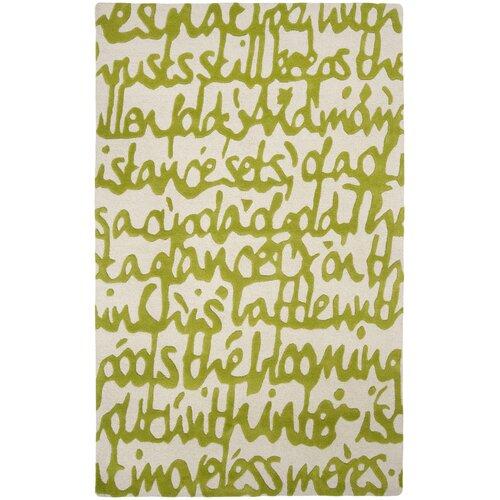 Stella Smith Apple Green Rug