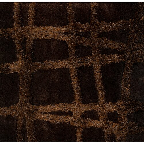 Surya Graph Dark Chocolate / Brown Rug