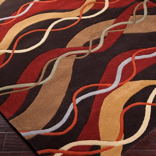 Surya Forum Brown/Sienna Rug
