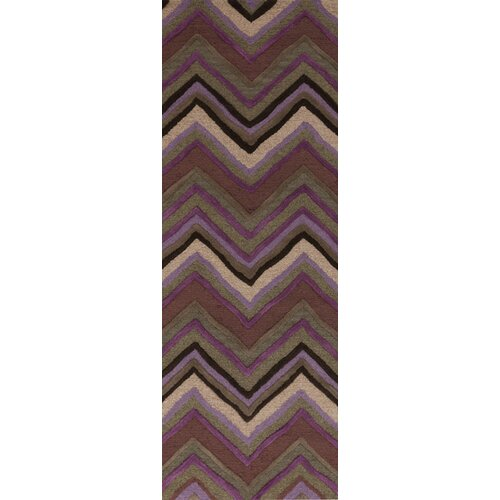 Centennial Dusty Orchid/White Sand Rug