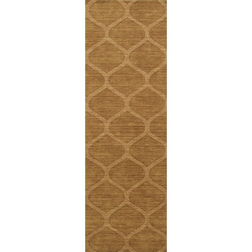 Surya Mystique Golden Brown Rug