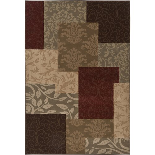 Harmony Safari Tan/Multi Rug