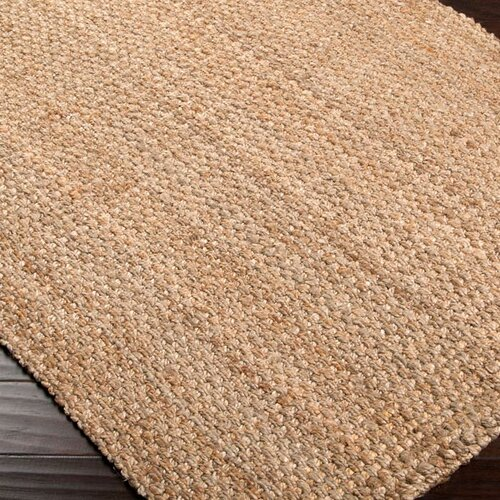 Jute Woven Brown Area Rug Wayfair