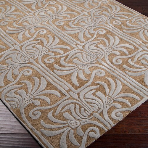 Surya Natural Brown Rug