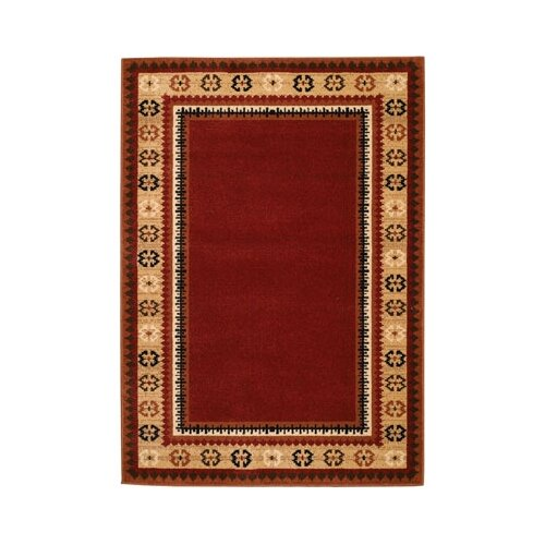 Capel Rugs High Plains Rouge Rug