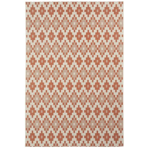 Elsinore Cinnamon Pueblo Indoor/Outdoor Rug