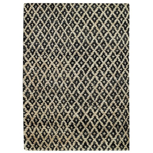 Cypress Diamonds Ebony Rug
