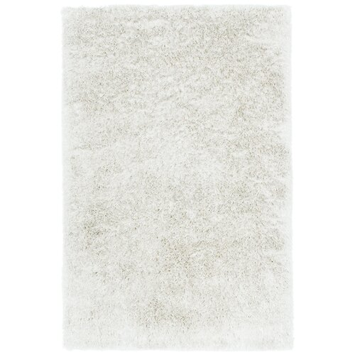 Capel Rugs Trolley Line Vanilla White Area Rug