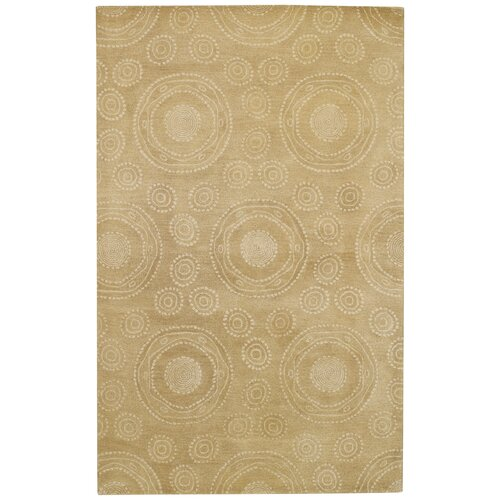 Capel Rugs Spindles Wheat Rug