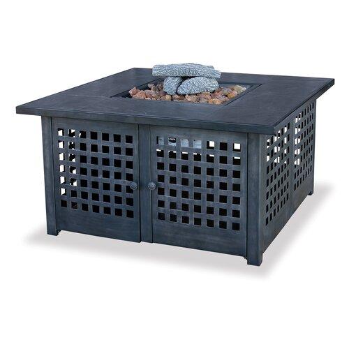 Uniflame Corporation LP Gas Fire Pit Table