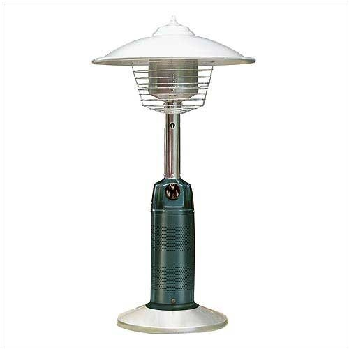 Uniflame Corporation Endless Summer Green Table Top Patio Heater