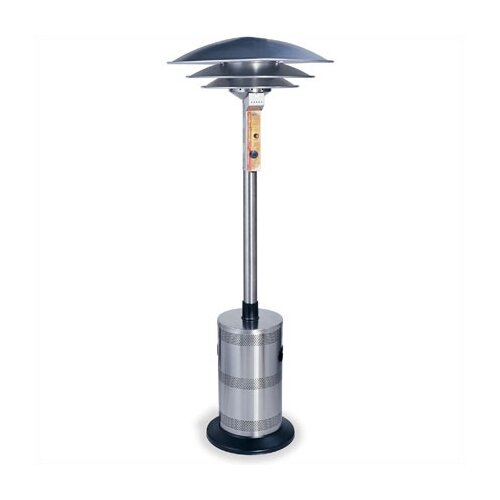 Uniflame Corporation Endless Summer Commercial Triple Dome Propane Patio Heater