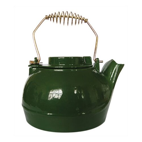 2.5-qt. Porcelain Coated Tea Kettle