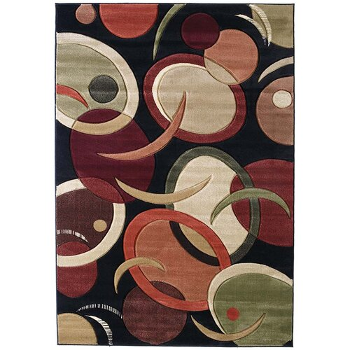 United Weavers of America Contours Tango Onyx Rug